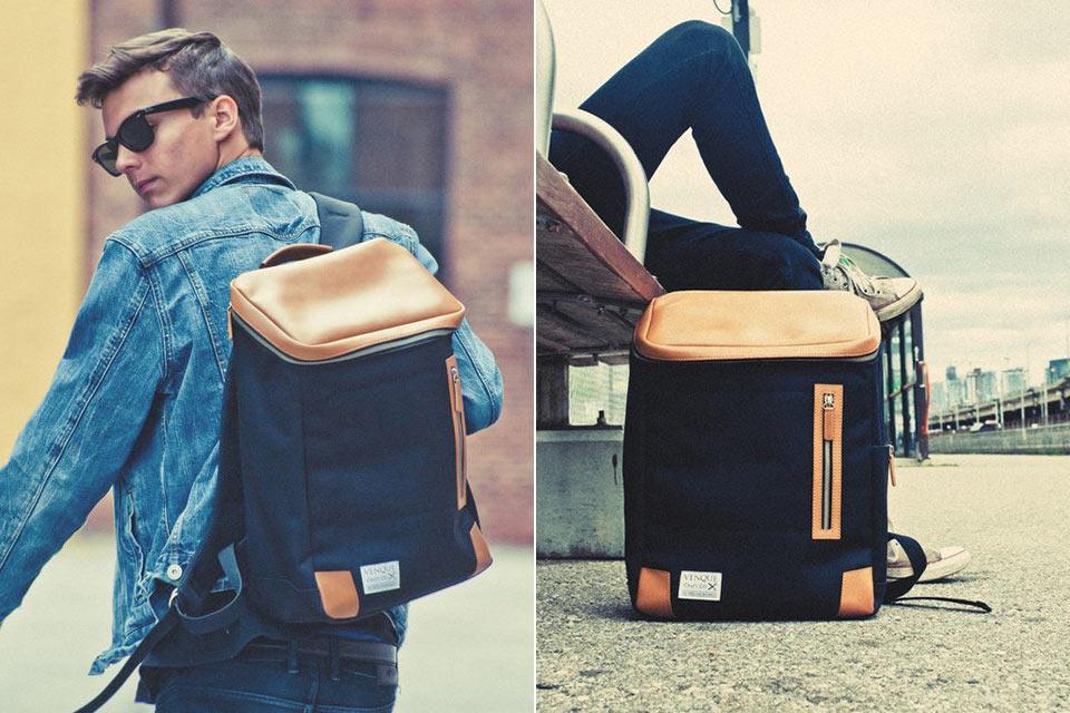 Кубический рюкзак Venque Amsterdam