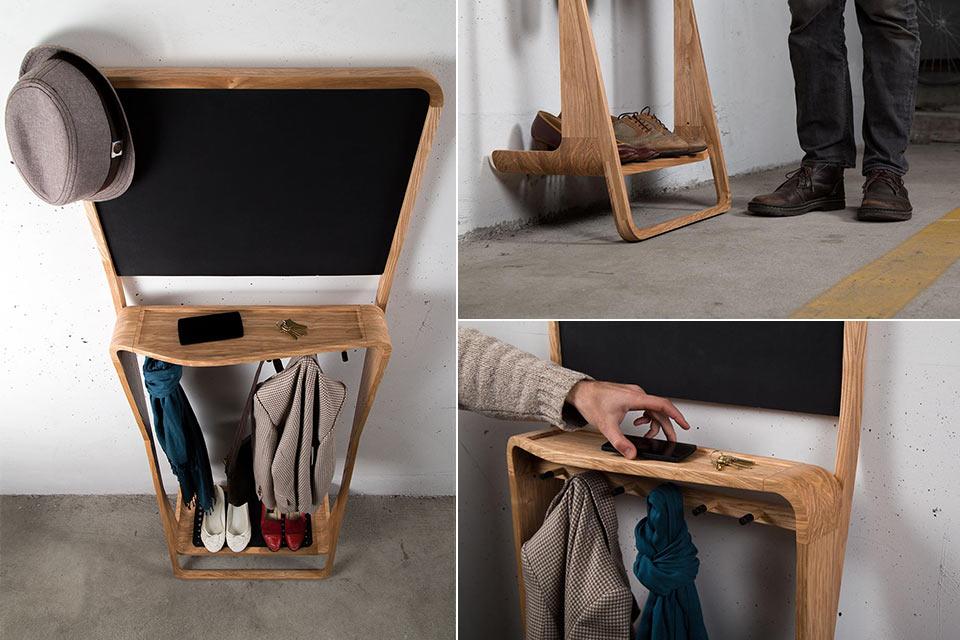 Бытовой органайзер Leaning Loop для одежды, обуви и всяких мелочей