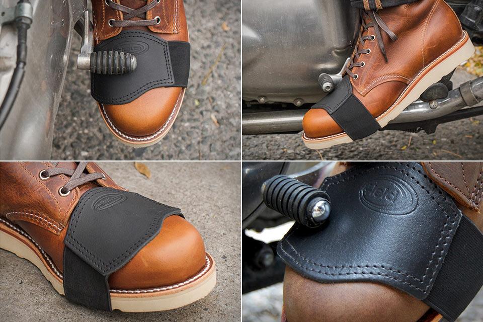 Насадка Shifter Boot Protector для защиты башмаков мотоциклистов