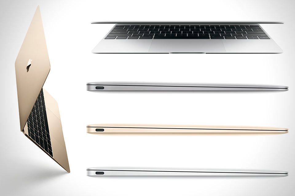 Новый Apple MacBook