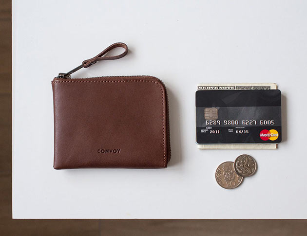 02-Convoy-Half-zip-Wallet