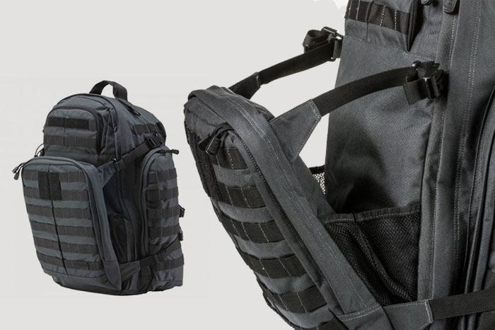 внешние карманы рюкзака 5.11 Rush 72