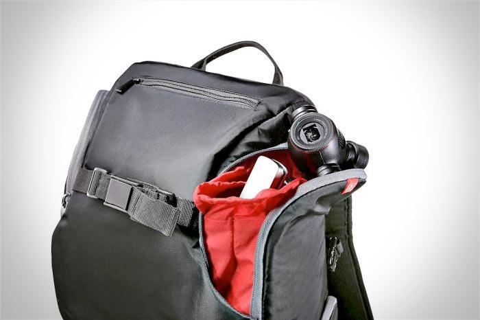 карман для штатива Manfrotto Advanced Travel Backpack