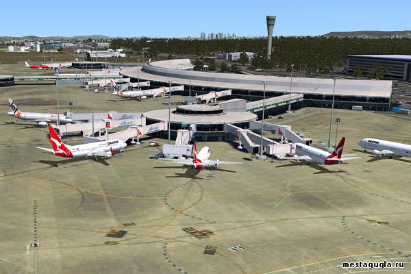 Шлюз аэропорта Брисбен