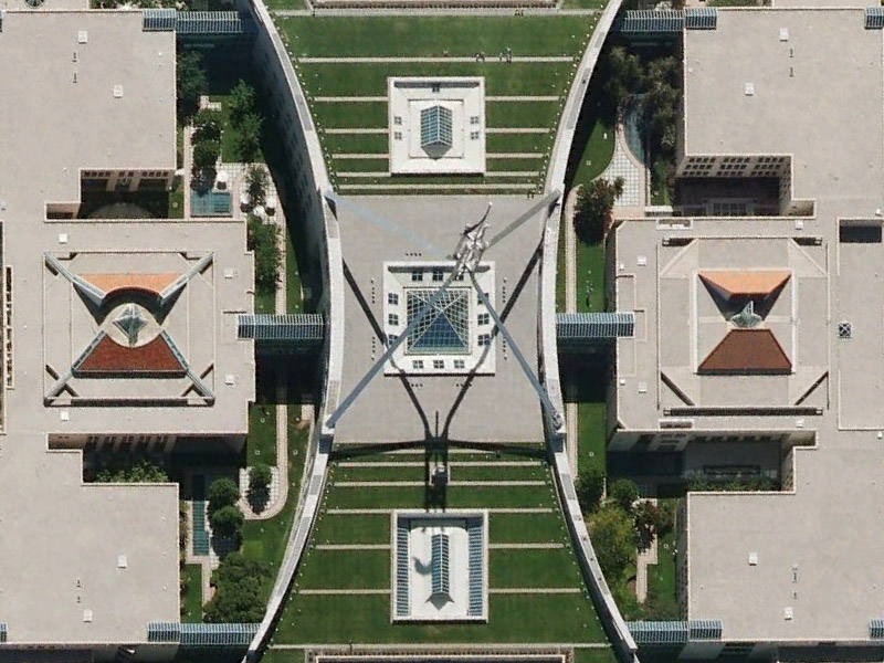 Дворец Парламента Австралии
