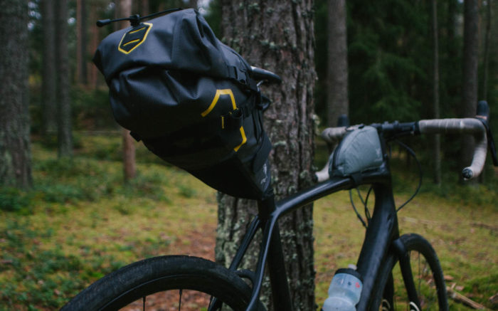 APIDURA RACING SADDLE PACK 9L