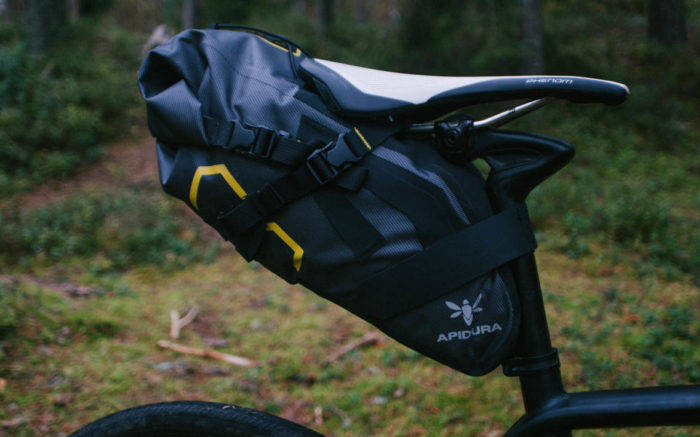RACING SADDLE PACK (9L)