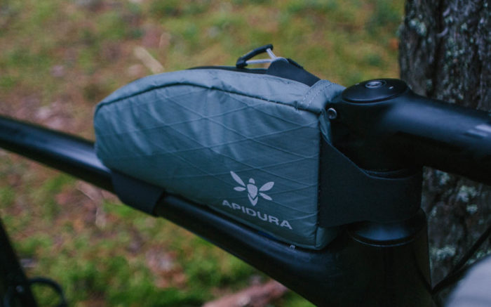 APIDURA RACING TOP TUBE PACK (EXTENDED)