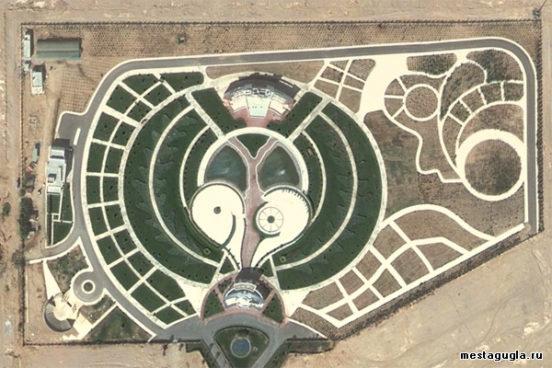 Парк мира Шарм-Эль-Шейха