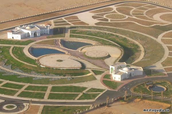 Парк мира в Шарм-Эль-Шейхе