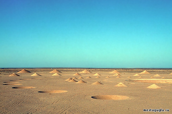Спираль возле курорта Эль-Гуна