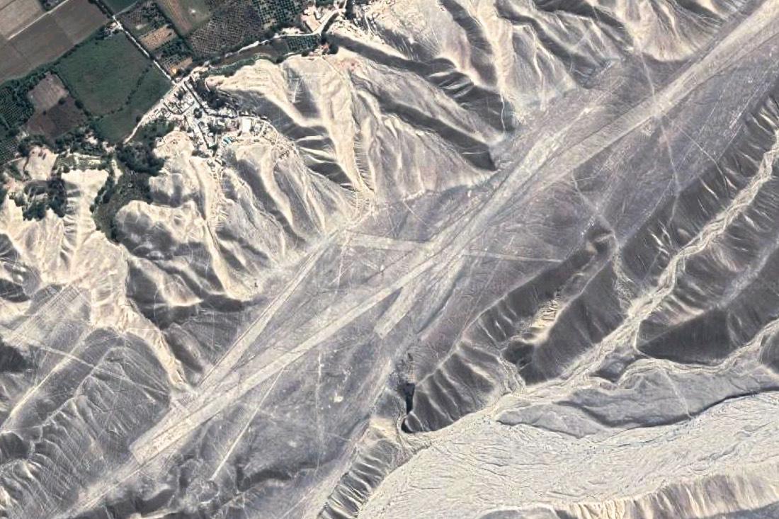 Линии Пальпа в Перу