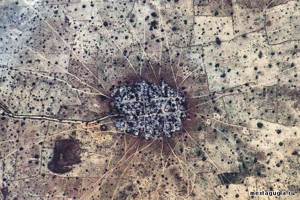 Селение без асфальта, Нигер