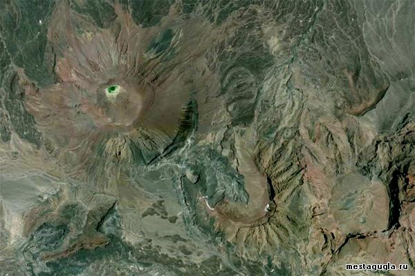 Глаз вулкана, Йемен