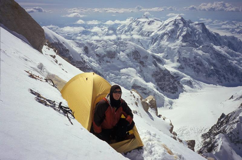 штурмовая палатка Black Diamond