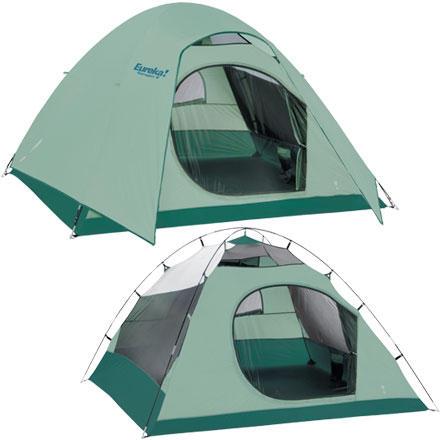 двухслойная палатка eureka tetragon