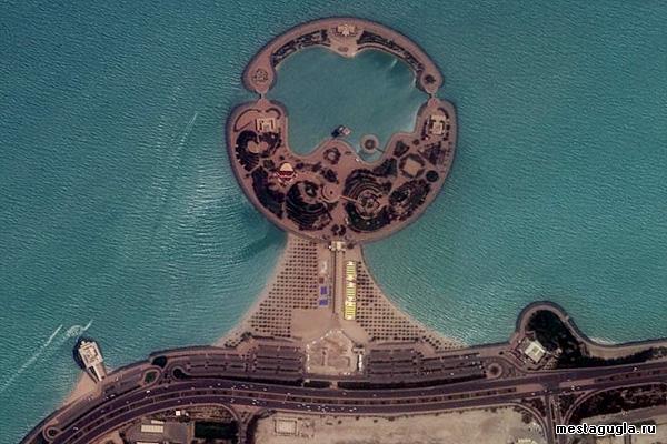 Зеленый остров, Кувейт